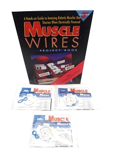 Muscle Wires® Project Book Deluxe Kit